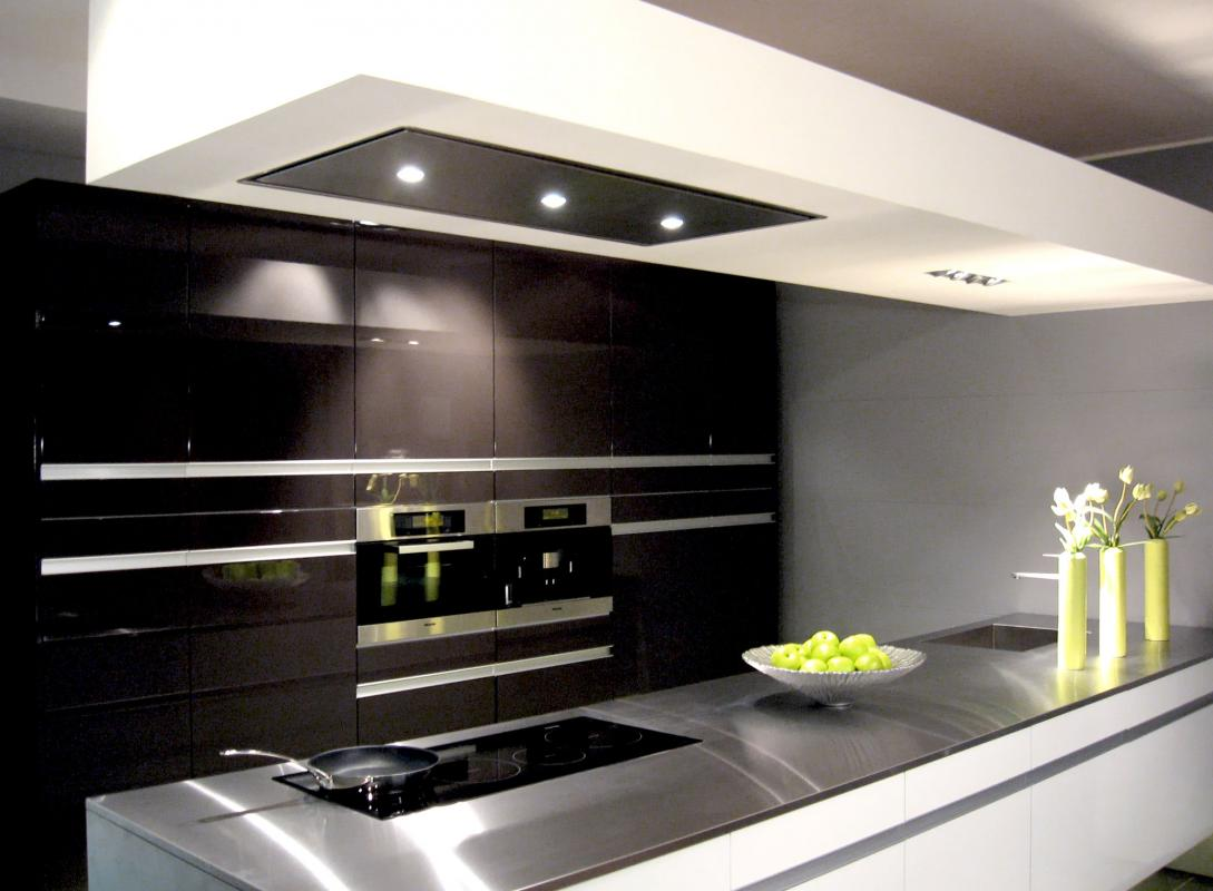 cuisine en inox sur mesure aix en provence so inox. Black Bedroom Furniture Sets. Home Design Ideas
