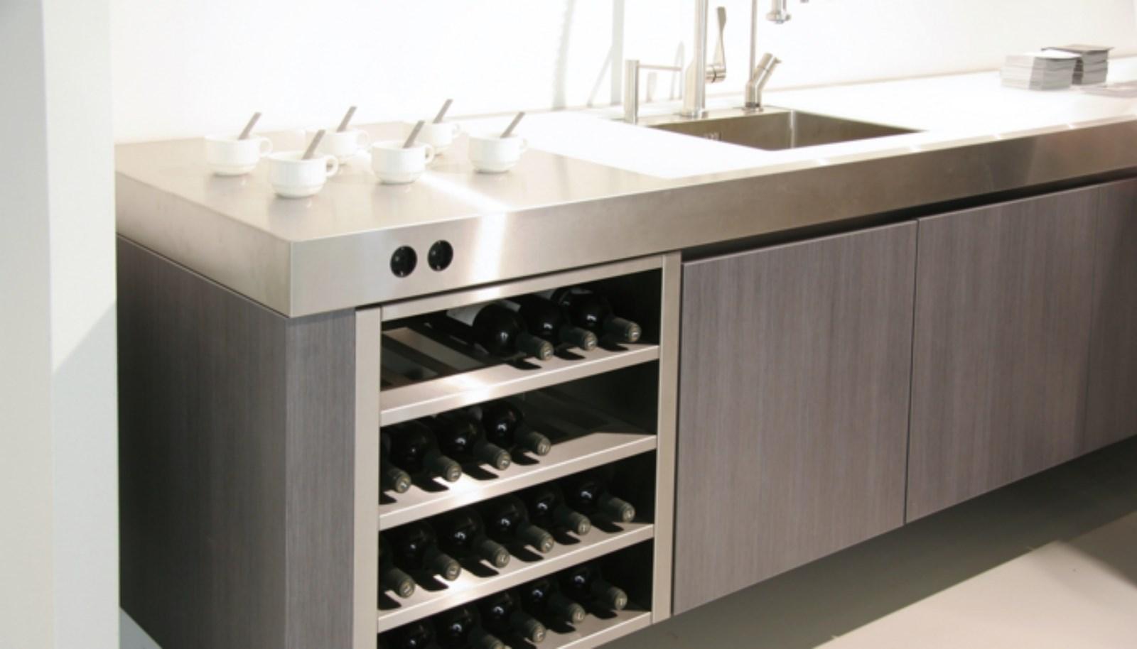 Plan De Travail Cuisine En Corian Prix les plans de travail en inox de 30 mm à 185 mm d'épaisseur
