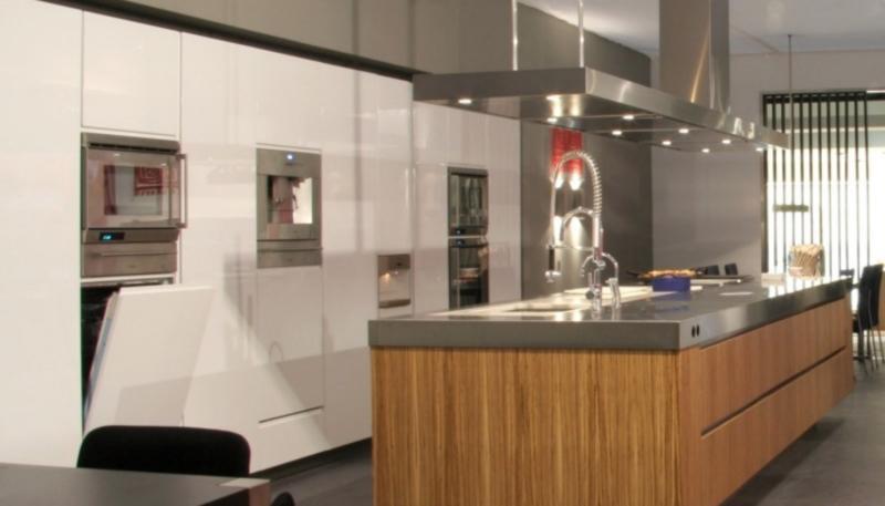 Les plans de travail en inox de 30 mm 185 mm d paisseur - Plan de cuisine professionnelle ...